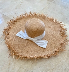 Used ASOS straw hat in Dubai, UAE