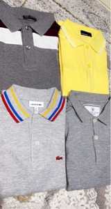 Used Polo mix bundle size 7-8yrs in Dubai, UAE