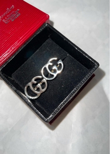 Used Gucci double g made by Italy cufflinks   in Dubai, UAE