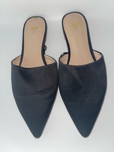 Used H&M Pointed MULE Shoes  in Dubai, UAE