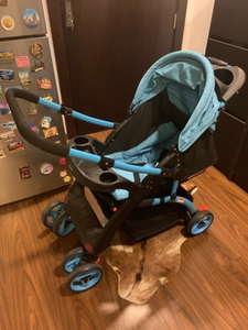 Used Set stroller+car seat in Dubai, UAE
