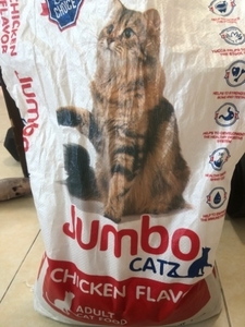 Used 4kg of cat dry food in Dubai, UAE