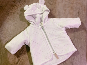 Used Jacket for baby girl  in Dubai, UAE