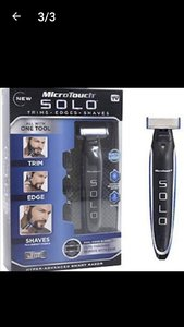 Used New hair and beard trimmer razor in Dubai, UAE