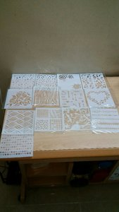 Used Scrap Booking (13 pcs) in Dubai, UAE