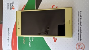 Used Sony Xperia XZS in Dubai, UAE