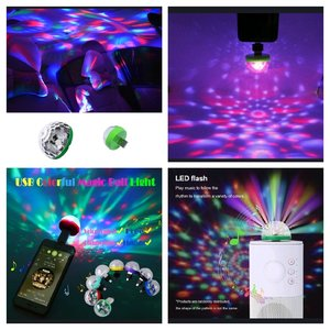 Used LED small magic ball in Dubai, UAE