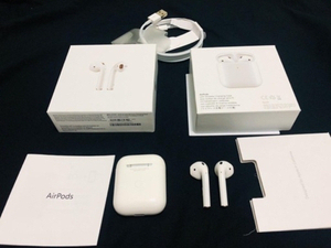 Used Apple Airpods Gen 2 Mastercopy by TS in Dubai, UAE