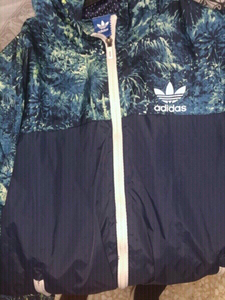Used Adidas windbreaker  in Dubai, UAE