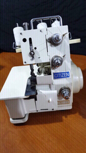 Used citizen 3 thread overlock sewing machine in Dubai, UAE