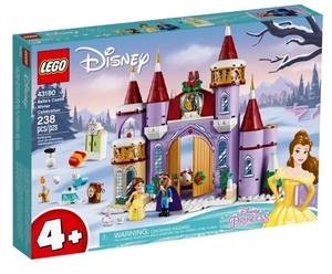 Used Belle's Castle Winter Celebration - Lego in Dubai, UAE