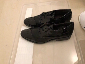Used Men's Patent Leather Shoes in Dubai, UAE