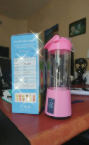 Used Sports blender rechargeable FIRE1. in Dubai, UAE