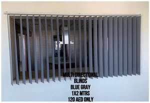Used Multi Directional Blinds in Dubai, UAE