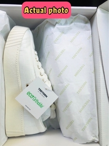 Used tretorn nylite 13 bold sneakers white in Dubai, UAE
