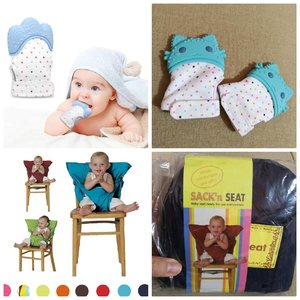 Used Baby items seat safety + free mimits in Dubai, UAE