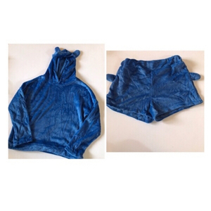 Used Nighty (pajama set) new size large  in Dubai, UAE