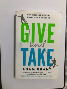 Used Give and Take - Adam Grant in Dubai, UAE