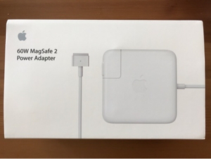 Used Apple 60W MagSafe 2 Power Adapter in Dubai, UAE