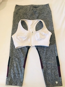 Used M&S sport suit used once size 14 in Dubai, UAE