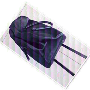 Used Trolley Bag / Black ♥️ in Dubai, UAE