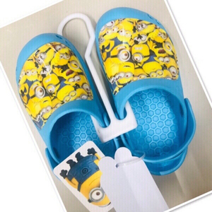 Used Clogs kids minion blue size 30 ♥️ in Dubai, UAE