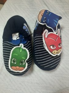 Used Boys pj masks slippers in Dubai, UAE