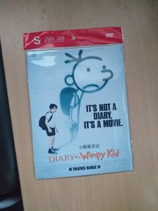 Used Diary of a Wimpy Kid movie in Dubai, UAE