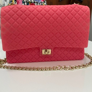 Used Cute bag - rubber material  in Dubai, UAE
