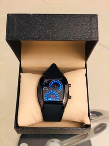 Used LED Speedometer Watch Black in Dubai, UAE