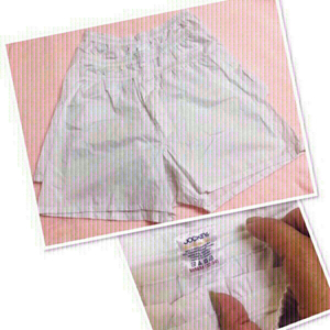 Used 3 PCs Jockey Boxer Short white Medium♥️ in Dubai, UAE