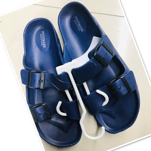 Used Blue men's Sandals size 45 ♥️ in Dubai, UAE
