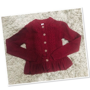 Used Cardigan for kids 3-5 yr old ♥️ in Dubai, UAE