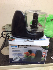 Used Elactronic Food processer  in Dubai, UAE