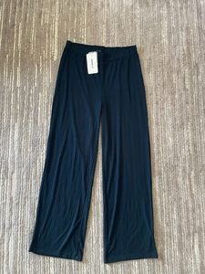 Used Lcwaikiki navy blue trousers size L in Dubai, UAE
