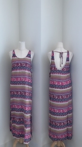 Used Forever21 Floral Paisley Dress in Dubai, UAE