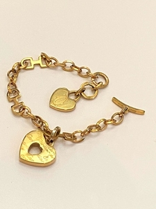 Used Cartier charm gold bracelet  in Dubai, UAE