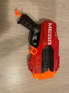 Used Nerf Mega Gun  in Dubai, UAE