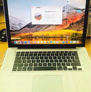 "Used Macbook 💻 Pro core i7 15.4""❤️ in Dubai, UAE"