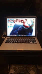 Used MacBook Pro 256GB SSD in Dubai, UAE