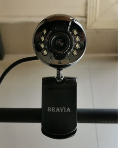 Used Sony Bravia Webcam Built in Mic and LED in Dubai, UAE