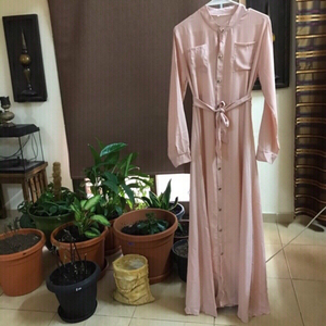 Used Long dress 👗 size2xl (new) in Dubai, UAE