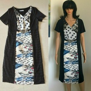 Used Worn once dress size L in Dubai, UAE