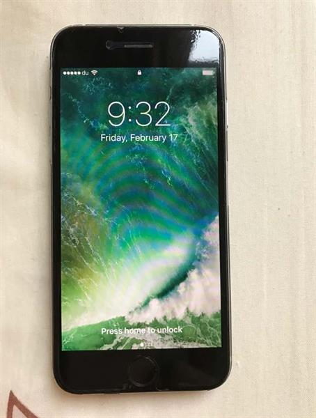 Used Iphone 6 16gb Grey Color Used in Dubai, UAE
