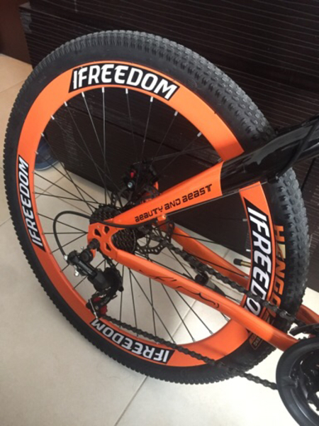 I FREEDOM BICYCLE 26""