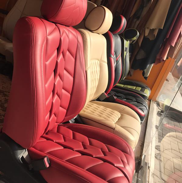 Used Upgrade Your Car Interior And Change Your Color Of Seats To Leather With Quality Finishing in Dubai, UAE