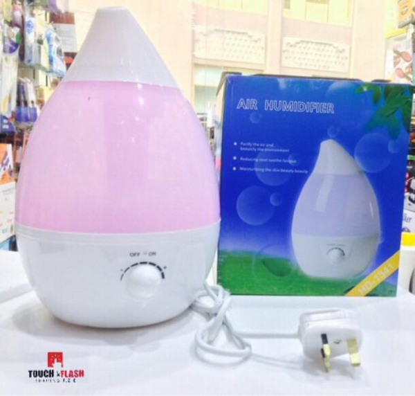 Used Air humidifier 2.5ltr capacity  in Dubai, UAE