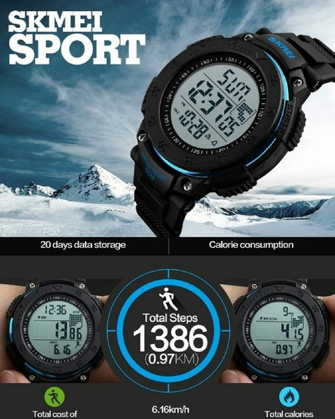 Used Germany Made Fitness Tracker SportsWatch in Dubai, UAE