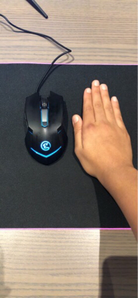 Used Ultra Gaming Mouse By Gamesir/By YouTube in Dubai, UAE