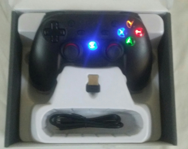 Used Original #Gamesir Bluetooth Joystick Brand New.   in Dubai, UAE